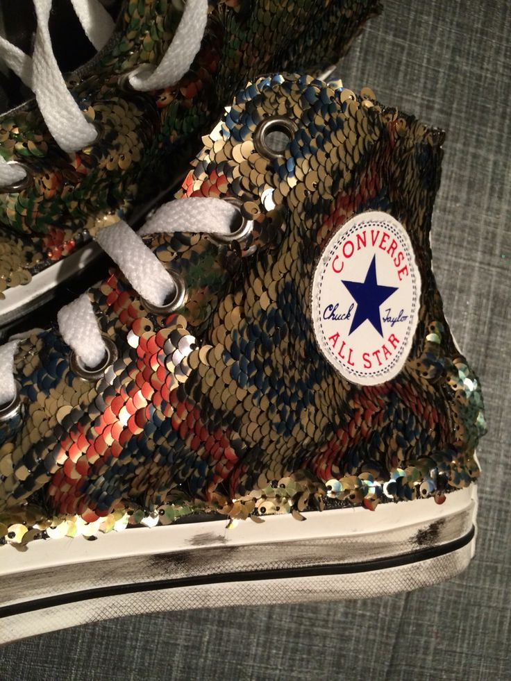 Converse Chuck Taylor - My new shoes !