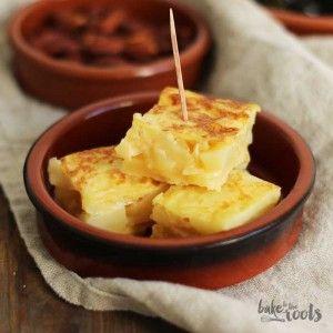 Typisch Spanisches Tapa das jeder mag - Tortilla!