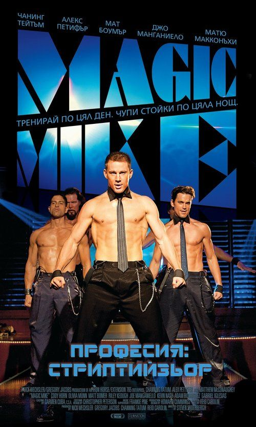 Watch Magic Mike (2012) Full Movie HD Free Download