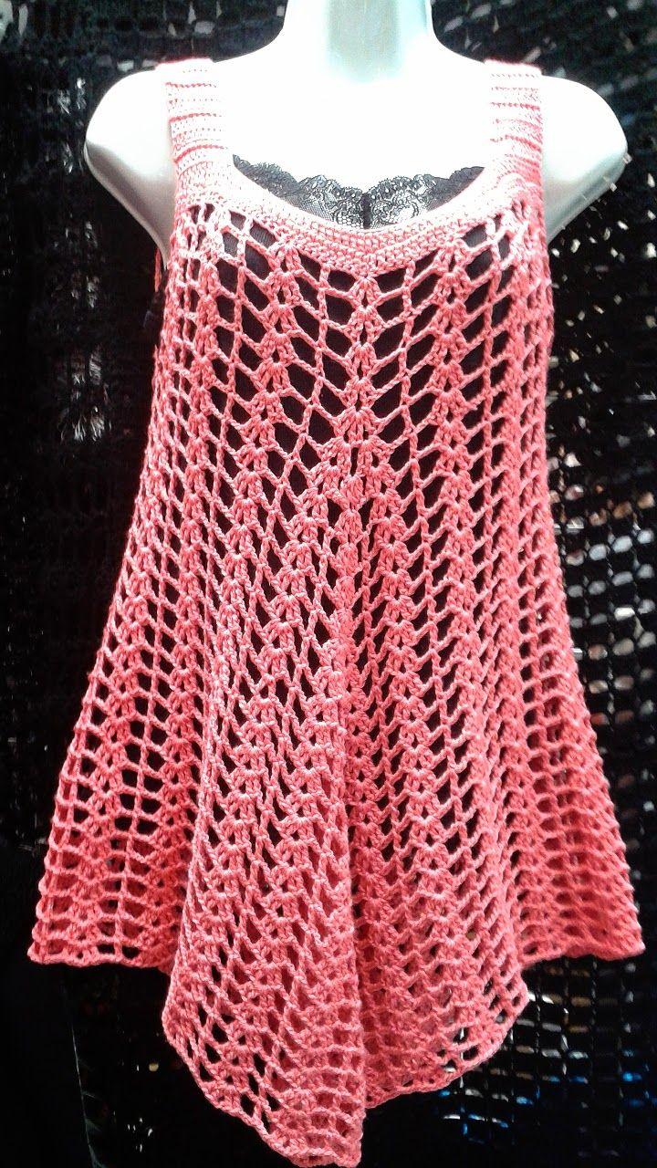Crochet tunic (must make this)