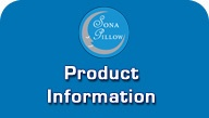 Sona Pillow - Stop Snoring & Mild Sleep Apnea