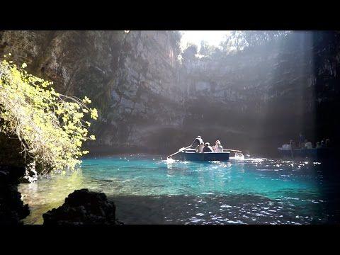 Η μαγεία της λίμνης Μελισσάνης [video] - ΕΝΑ ΚΙ ΕΝΑ news Ιόνιο