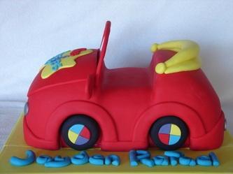 Wiggles Cake 3D cakes - children II - MyCakes
