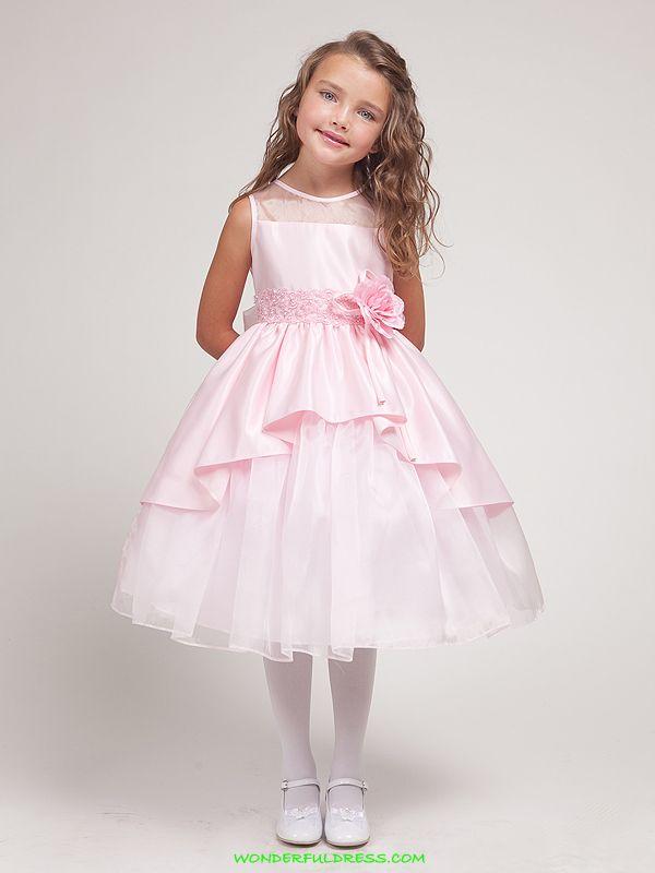 Großartig Brautkleider Für Mädchen Bilder - Brautkleider Ideen ...