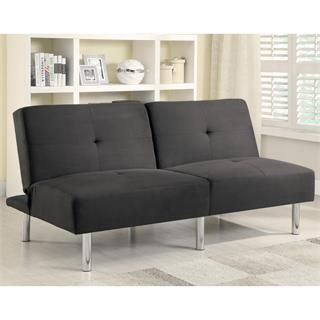 Check out the Coaster Furniture 300206 Contemporary Sofa Bed in Charcoal priced at $239.92 at Homeclick.com.