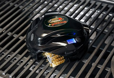 Automatic BBQ Grill Cleaning Robot @ Sharper Image