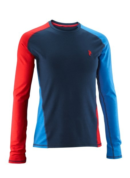 Men's Multi Long Sleeve 180. The new Peak Performance Base Layer with 50% Merino wool & ADVANSA Thermo Cool mix.  Super functional base layer designed for skiing, hiking, etc. $100