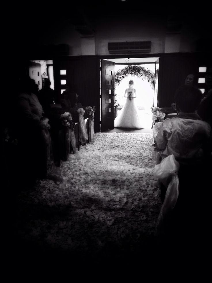 My brother wedding day