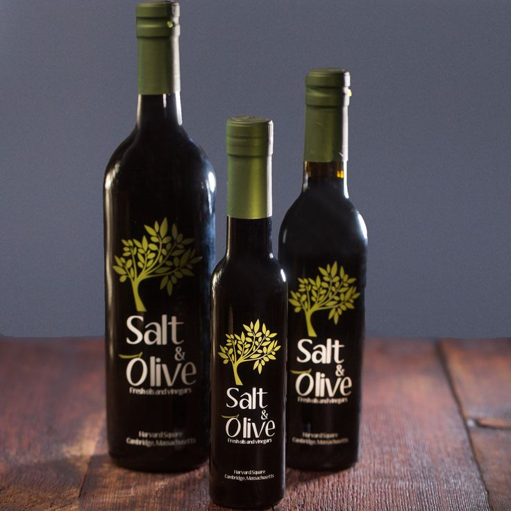 All Natural White Truffle Pure Olive Oil – Salt & Olive