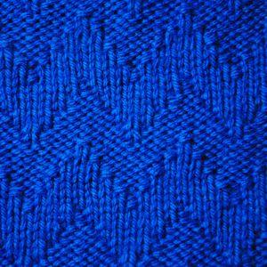 Chevron Stitch