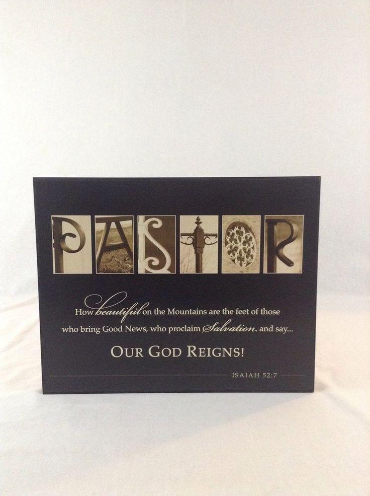 P.Graham Alphabet Inspiration Pastor Isiah 52:7 Wood Religious Picture Plaque #PGrahamDunn #Modern