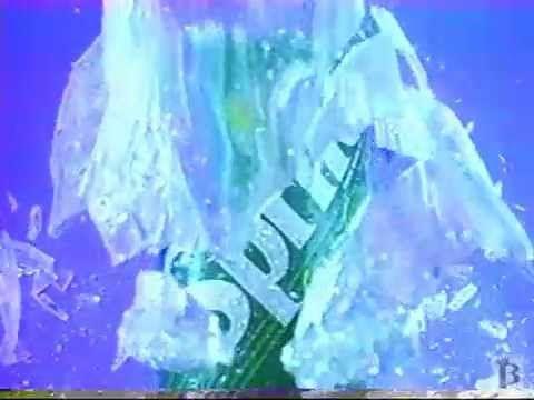 Sprite Commercial 1988