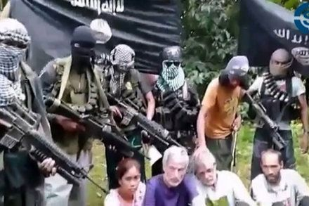 Philippine Military Says Kidnapping Video Appears to Be Authentic