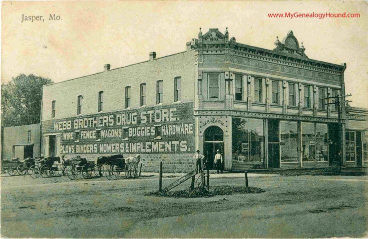78 Best Images About Vintage Missouri Postcards On