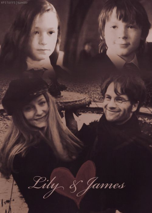 James And Lily Potter 1000+ images about harry potter - lily & james ...