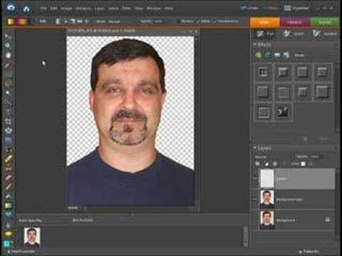 how to put grid on photoshop elemwnts