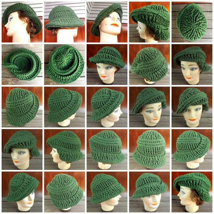 Crochet Patterns for Womens Hat Crochet Beret Pattern Hat
