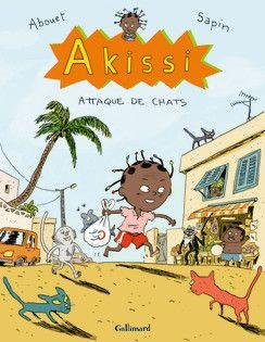 Akissi - Bandes dessinées hors collection - Livres pour enfants - Gallimard Jeunesse