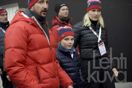 Reines & Princesses: Championnat du monde de ski nordique, Falun