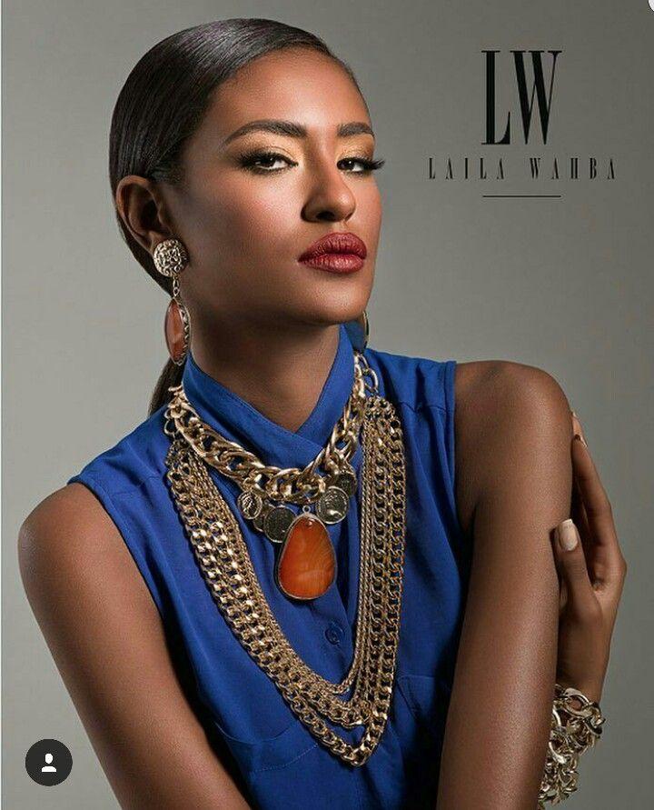 Egyptian Model Suzan Salah Idris Insta Shudbkushin