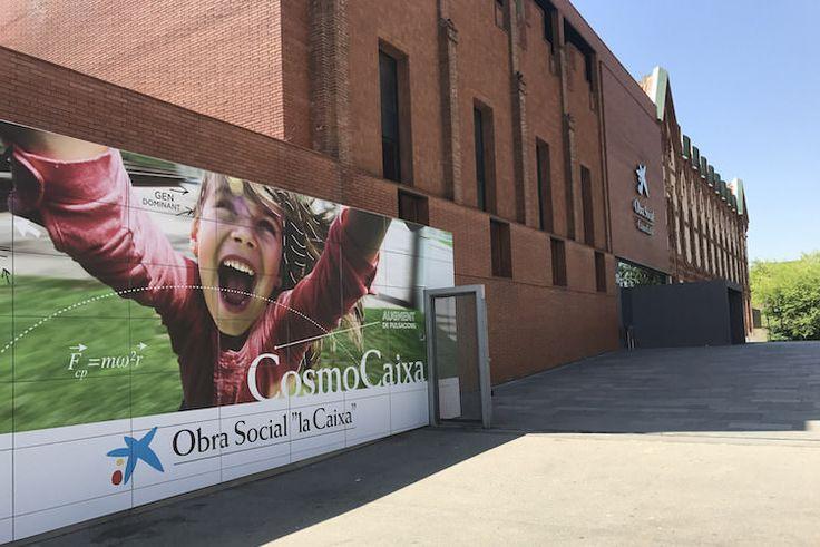 CosmoCaixa in Barcelona (Tickets, Info en Openingstijden)