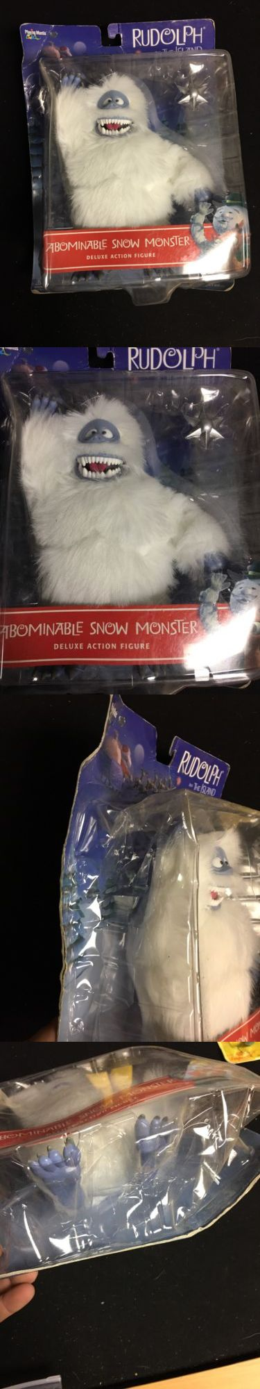 Rudolph 95252: Rudolph And The Island Of Misfit Toys Deluxe Abominable Snowman (Bumble) Figure -> BUY IT NOW ONLY: $44.99 on eBay!