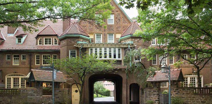 155 best Forest Hills Gardens images on Pinterest | Forest hills ...