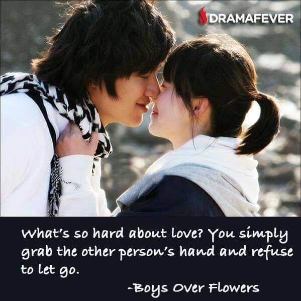 Boys Over Flowers Im Ye Jin: 17 Best Images About KDrama Quotes On Pinterest