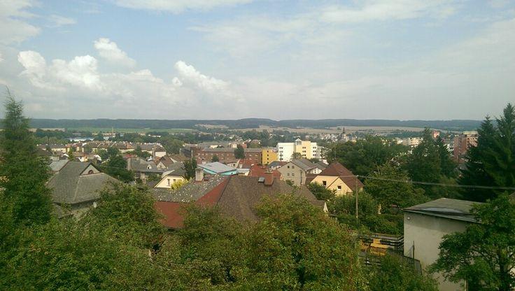 Česká Třebová ve městě Pardubický