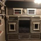 Ana White | Sweet Pea Bunk Bed - DIY Projects