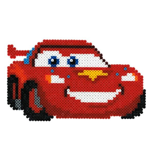 sandylandya@outlook.es  Cars McQueen Hama perler