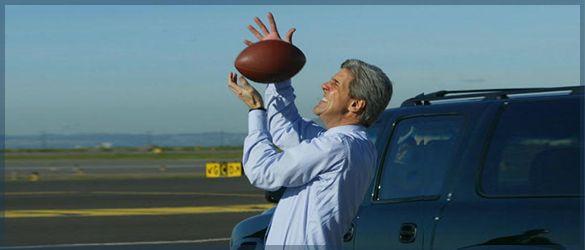 John Kerry, President of the Exit Polls