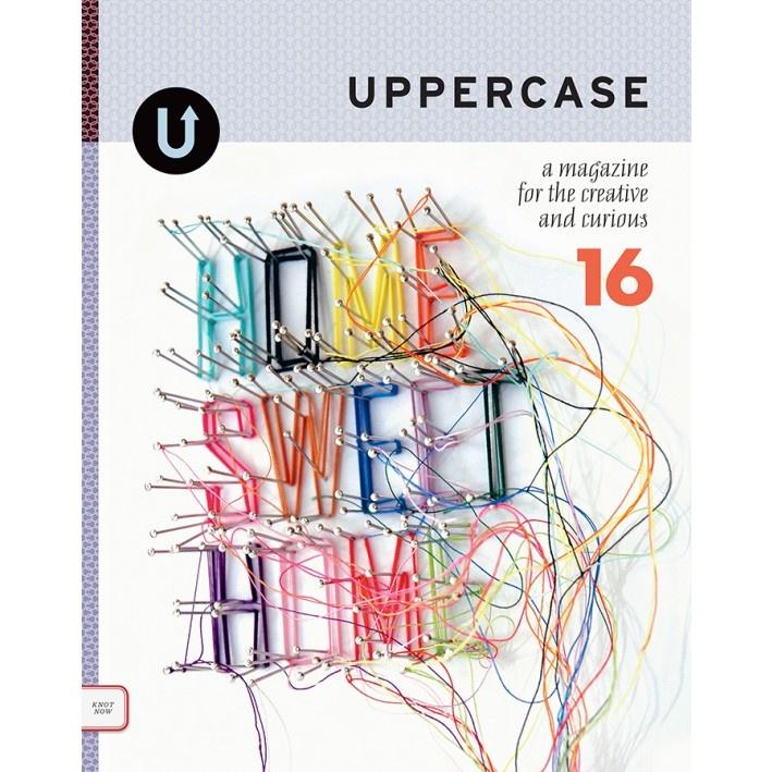 Uppercase Magazine - Edition 16