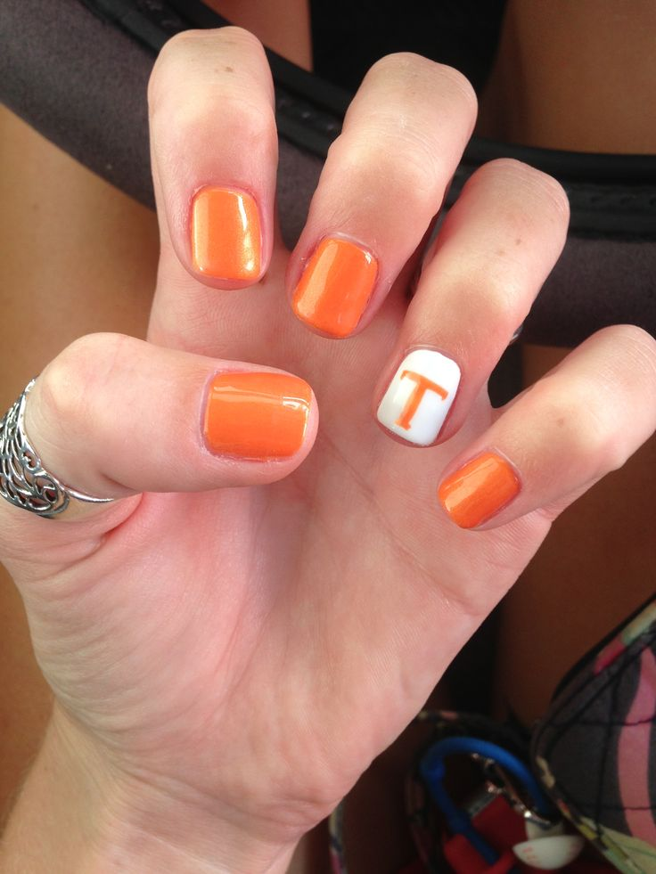 Tennessee nails! GBO!