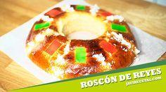 Os debía un vídeo con la receta del Roscón de Reyes paso a paso y aquí lo tenéis!!! Si os gusta el vídeo compartidlo!!!  http://youtu.be/Qrs3md2K3p4