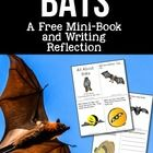 Bats: A FREE Mini-Book / Close Read and Writing Reflection   If you love teaching about bats, and you want your kids to learn a few bat facts, this...