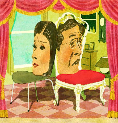 Bloomberg Markets magazineに大塚家具を描きました。一連のニュースは久美子社長に好感を持ちつつ拝見しておりました。普段あまり似顔絵を描くことはなく、特に外国の雑誌から似顔絵を含めたエディトリアル・イラストレーションを依頼されたのは初めてで、なかなか楽しい仕事でした。