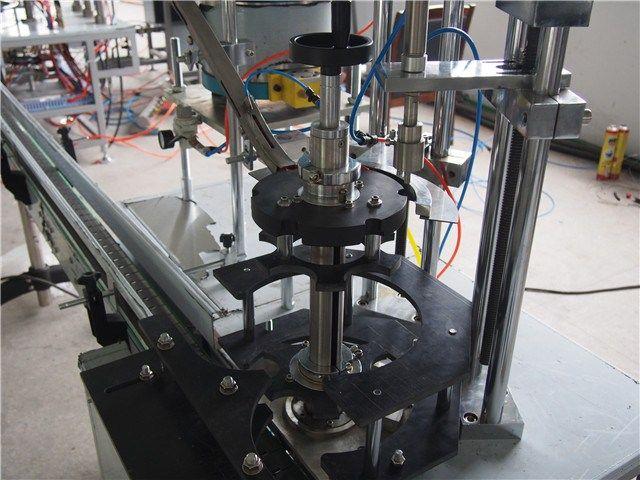poliuretano+de+pintura+en+aerosol filling machine     More: https://www.aerosolmachinery.com/sale/poliuretanodepinturaenaerosol-filling-machine.html