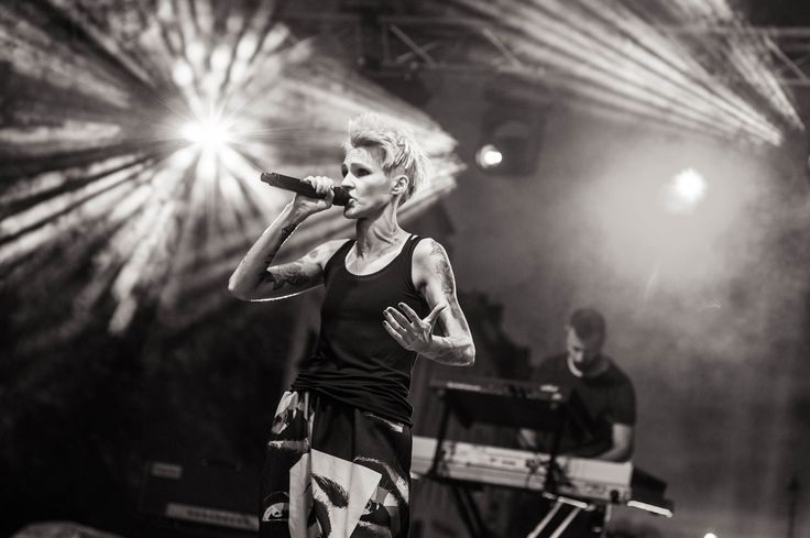 Agnieszka Chylińska by Paweł Paluszkiewicz - Photo 160588855 - 500px.  #show #girl #light #rock #lights #blackandwhite #woman #female #concert #music #black #live #tattoo #band #musician #festival #singer
