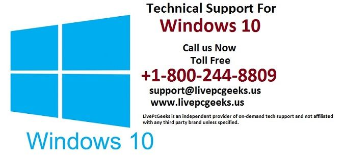 Need Technical #Support For #Windows10