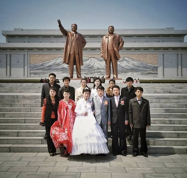 Dating and marriage in north korea