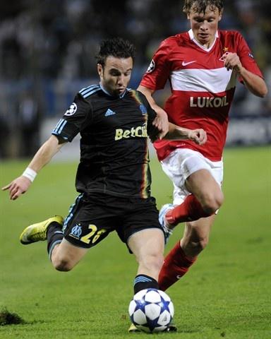 ~ Mathieu Valbuena on Olympique Marseille ~
