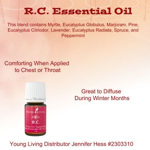 RC Essential Oil Uses