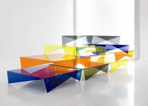 47 best Bonaldo images on Pinterest Contemporary dining table - moderner runder glasesstisch ac molteni