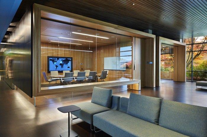 Inside Microsofts Cybercrime Center / Olson Kundig Architects