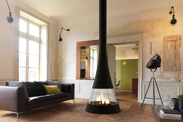 JC Bordelet fireplaces: see the collection