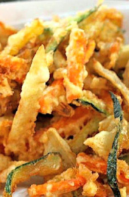 Low FODMAP Recipe and Gluten Free Recipe - Fritto misto di verdure     http://www.ibs-health.com/low_fodmap_fritto_misto_di_verdure.html