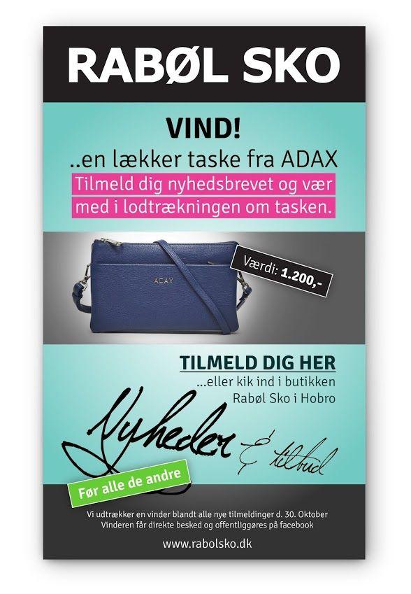 Tilmeld her: http://eepurl.com/buZWKv #konkurrence #adax #tasker
