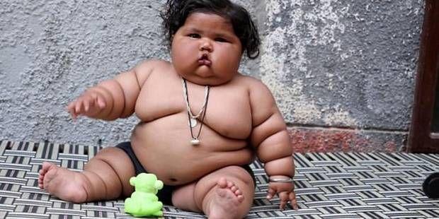 #Un bébé de 8 mois pèse 17kg: les parents accusent Dieu - dh.be: dh.be Un bébé de 8 mois pèse 17kg: les parents accusent Dieu dh.be Âgé de…