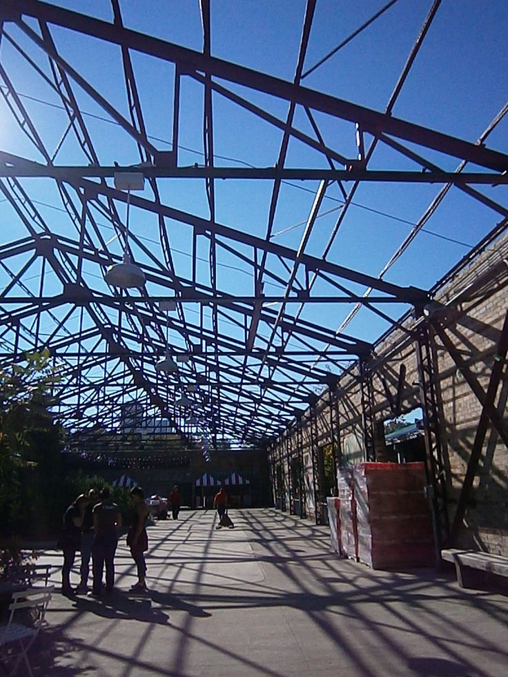 The brickworks area in Toronto http://babybirdguide.com/guide-to-toronto/